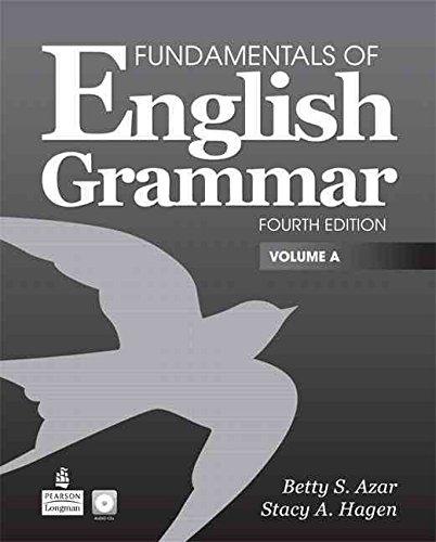 9780131383531: Fundamentals of English Grammar, Volume A (Book & CD)