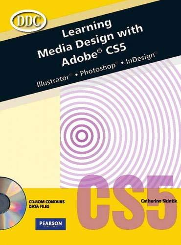 9780131384088: Learning Media Design with Adobe CS5 -- CTE/School