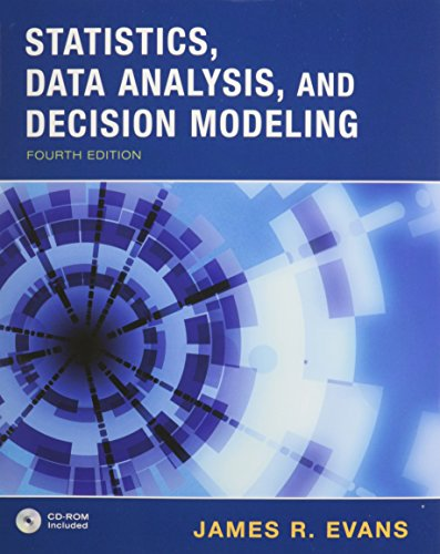 9780131384354: Statistics, Data Analysis & Decision Modeling with Student Access Code Card (4th Edition)