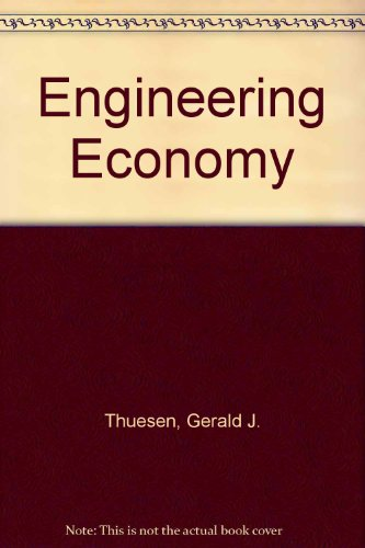 9780131384620: Engineering Economy