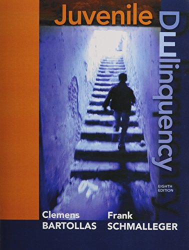 9780131384675: Juvenile Delinquency with MyCrimeKit -- (Valuepack item only) (8th Edition)