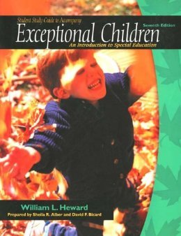 9780131386082: Exceptional Children: An Introduction to Special Education (Student Study Guide to Accompany)