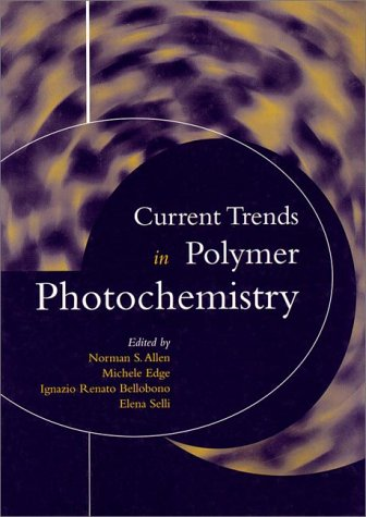 9780131387850: Current Trends in Polymer Photochemistry