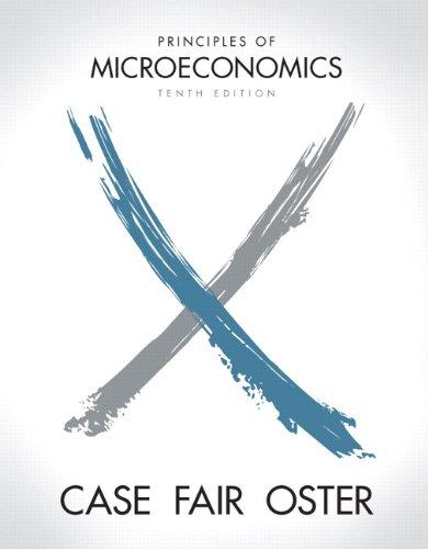 9780131388857: Principles of Microeconomics (10th Edition) (The Pearson Series in Economics)