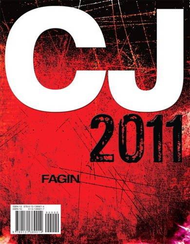 CJ 2011 (MyCrimeKit Series): James A. Fagin