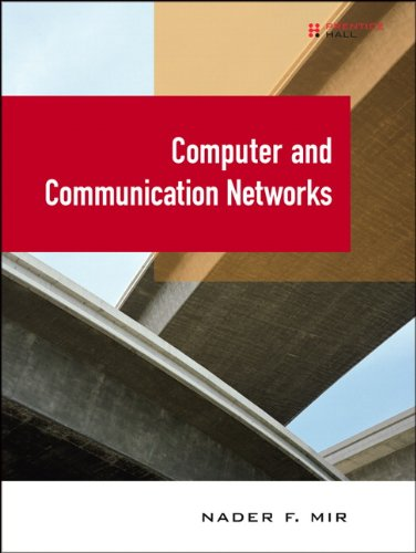 9780131389106: Computer and Communication Networks