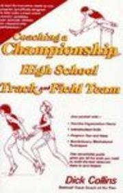 9780131389670: Coaching a Championship High School Track & Field Team