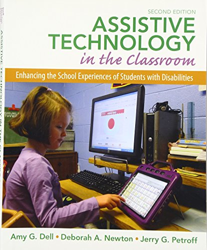 9780131390409: Assistive Technology in the Classroom: Enhancing the School Experiences of Students with Disabilities (2nd Edition)
