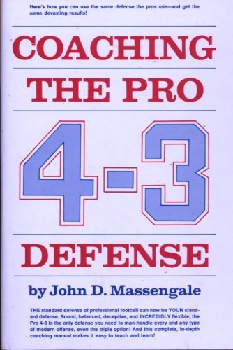 9780131391475: Coaching the pro 4-3 defense
