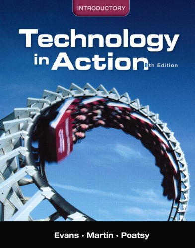 9780131391581: Technology In Action, Introductory (8th Edition)
