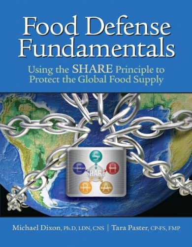 9780131391819: Food Defense Fundamentals: Using the S.H.A.R.E. Principle To Protect the Global Food Supply