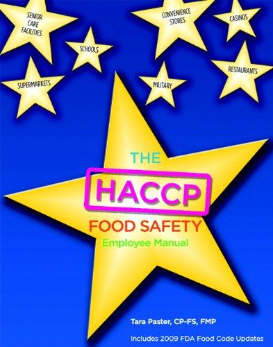 9780131391826: HACCP Food Safety Employee Manual