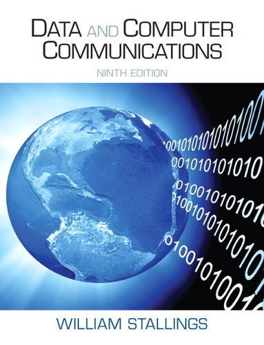 9780131392052: Data and Computer Communications (9th Edition)