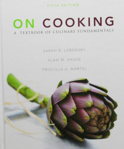 9780131392434: On Cooking: A Textbook of Culinary Fundamentals and MyCulinaryLab -- Valuepack Access Card -- for On Cooking Package (5th Edition)
