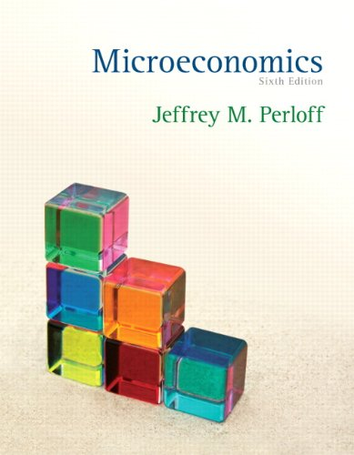 9780131392632: Microeconomics (6th Edition) (The Pearson Series in Economics)