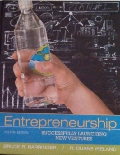 9780131393905: Entrepreneurship - Successfully Launching New Ventures