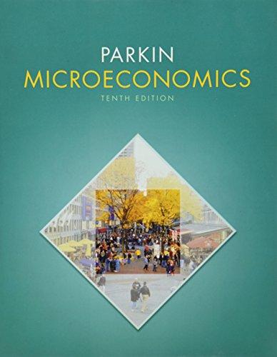 9780131394254: Microeconomics (10th Edition) (Pearson Series in Economics)