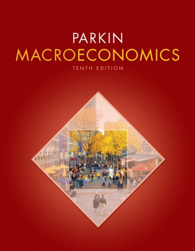 9780131394452: Macroeconomics (Pearson Series in Economics)