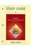 9780131394544: Study Guide for Macroeconomics
