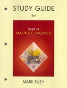 9780131394544: Study Guide for Macroeconomics