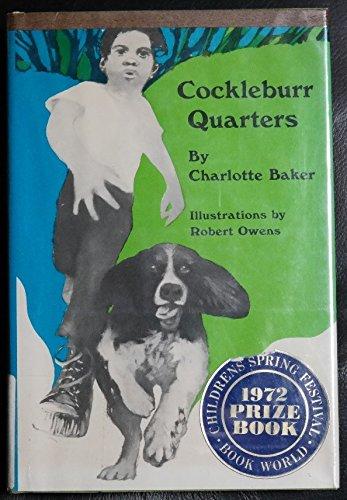 9780131394858: Cockleburr Quarters
