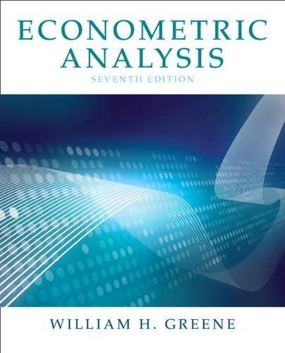 9780131395381: Econometric Analysis