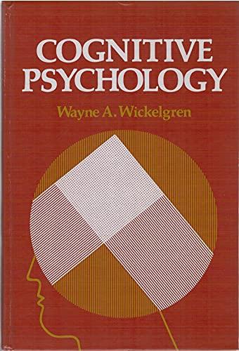 9780131395435: Cognitive Psychology