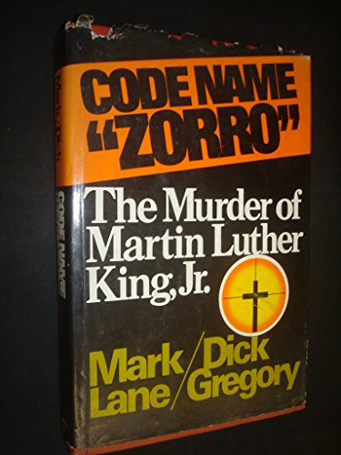 9780131396005: Code Name 'Zorro': The Murder of Martin Luther King Jr.