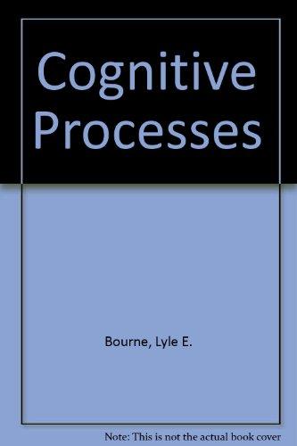 9780131396272: Cognitive Processes