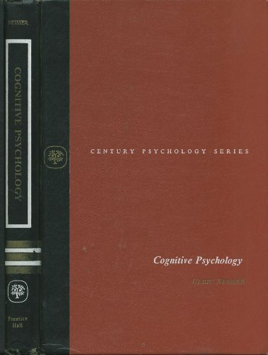 9780131396678: Cognitive Psychology