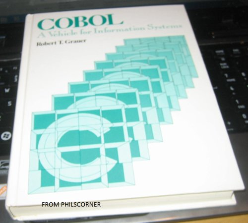 9780131397095: COBOL: A Vehicle for Information Systems (Prentice-Hall Software Series)