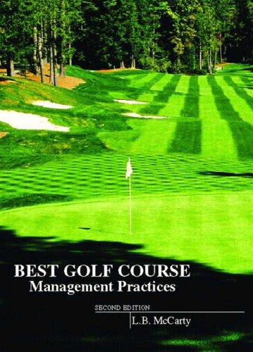9780131397934: Best Golf Course Management Practices