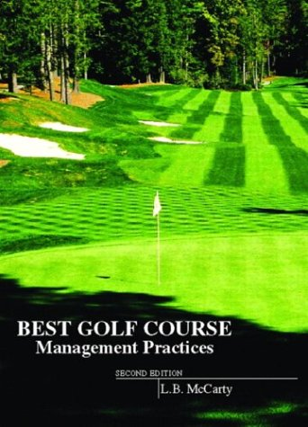 9780131397934: Best Golf Course Management Practices (2nd Edition)