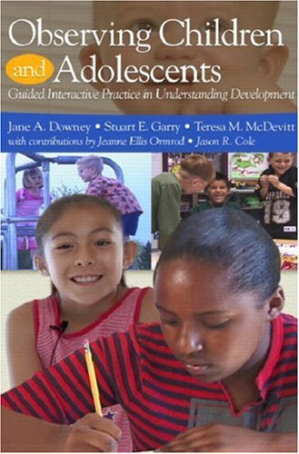 9780131397958: Observing Children and Adolescents CD