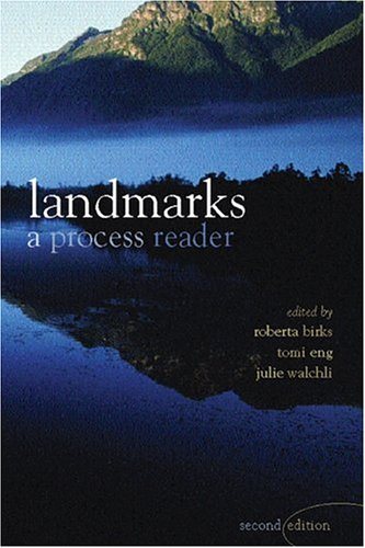 9780131398702: Landmarks: A Process Reader for Canadian Writers (2nd Edition)