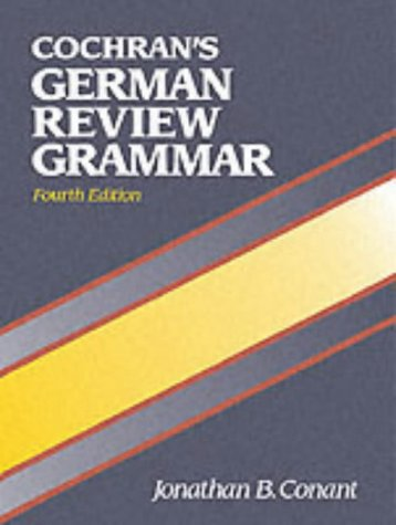9780131399655: Cochran's German Review Grammar (4th Edition)