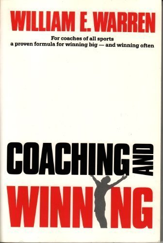 9780131400054: Coaching and Winning