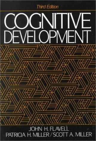 9780131400399: Cognitive Development