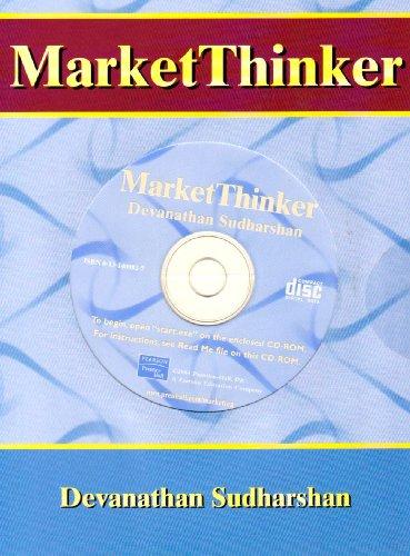 9780131400825: Market Thinker Software