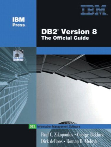 9780131401587: DB2(R) Version 8: The Official Guide