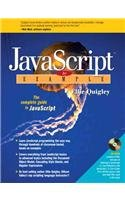 9780131401624: JavaScript by Example