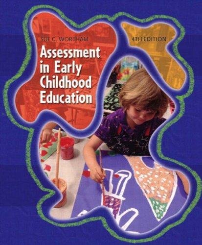 9780131401945: Assessment in Early Childhood Education