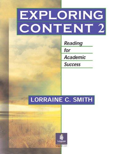 9780131402003: Exploring Content 2: Reading for Academic Success (Pt. 2)