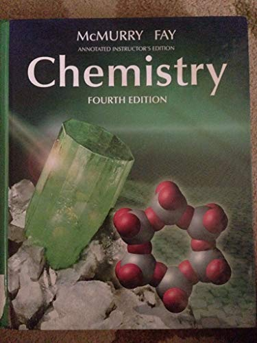9780131402218: Chemistry (annotated instructor's edition)