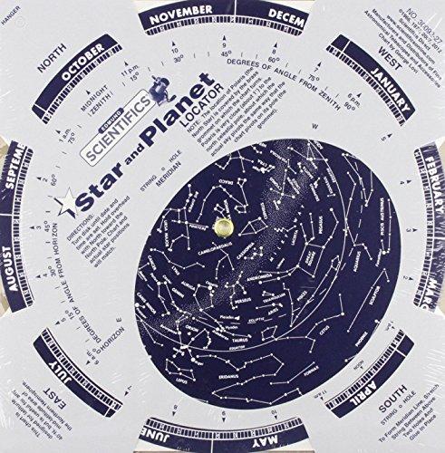 9780131402355: Edmund Scientific Star and Planet Locator