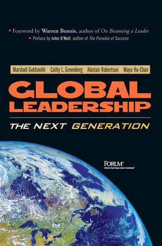 9780131402430: Global Leadership: The Next Generation (Financial Times Prentice Hall Books)