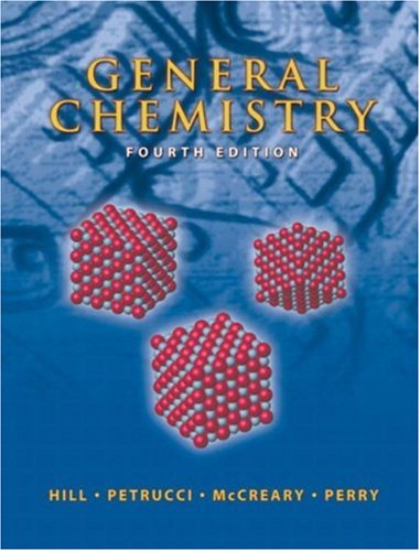 9780131402836: General Chemistry (4th Edition)