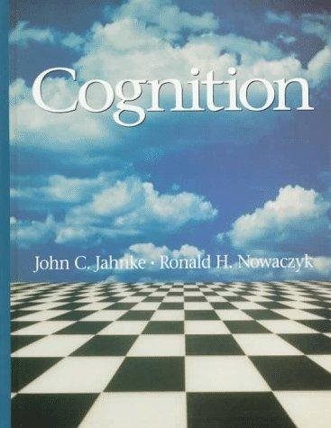 9780131402867: Cognition