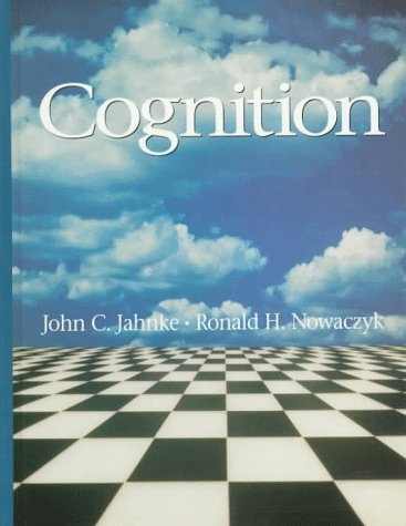 Cognition: Ronald H. Nowaczyk;
