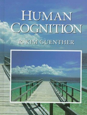 9780131402942: Human Cognition